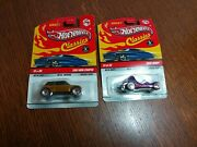 2 Hot Wheels Classics Series 5 Mini Cooper 15 Of 30 And Dune Daddy 24 Of 30