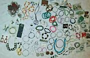 Jewelry Lot-bracelets Necklaces Ringsharper Hallam And Anna And Ava- Junk Drawer