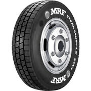 4 Tires Mrf Steel Muscle S3k4 215/75r17.5 Load G 14 Ply Drive Commercial