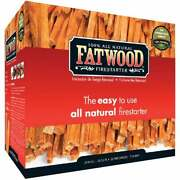 Fatwood 10 Lb. Fire Starter Pack Of 4 9910 Pack Of 4