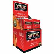 Fatwood Fire Starter 26-pack Display Box Pack Of 6 9900 Pack Of 6