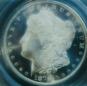 1879 S Ms67 Morgan Silver Dollar /very Pl/proof Like Look/ So Pq.