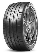 Kumho Ecsta Ps91 255/40r20xl 101y Bsw 4 Tires