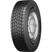2 Tires Continental Conti Hybrid Hd3 245/70r19.5 H 16 Ply Drive Commercial