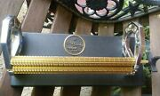 The Sally Stanley Smocking Pleater 24 Rows Euc