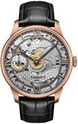 Tissot T0994053641800 Brown Automatic Analog Watch For Men