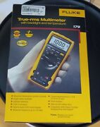Fluke 179 True Rms Digital Multimeter With Built-in Thermometer Our Daily Deal