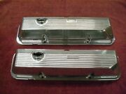 1969-1970 Ford Shelby Mustang 428 Cj Valve Covers Nos C9zz-6582-b