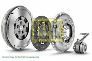 Luk Dual Mass Flywheel Kit With Clutch For Nissan Nv400 110 2.3 6/14-present