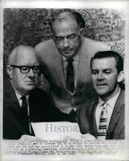 1968 Press Photo Pga National Advisory Committee Curtis Person, Max Elbin