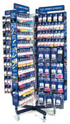 Grote 2206084 8-sided Electrical Accessory Displays 72 Tallx48 Wide Heavy Duty