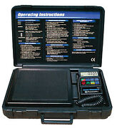 Mastercool Accu-charge Ii Electronic Refrigerant Scale 98210a