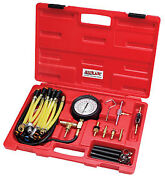 Surandr Auto Parts Deluxe Fuel Injection Pressure Tester Kit Fpt22
