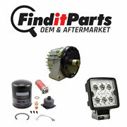 Delco Remy 10461161 - 50mt Remanufactured Starter - Cw Rotation