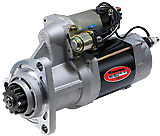 Delco Remy 8300017 Starter Motor Cw Rotation, 12v, Remanufactured