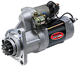 Delco Remy 8300014 Starter Motor Cw Rotation, 24v, Remanufactured