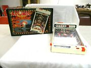 1979 Tomy Atomic Arcade Tabletop Pinball Working Electronic Game With Legs