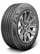 Kumho Solus Ta11 175/65r14 82t Bsw 4 Tires