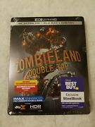 Zombieland Double Tap Steelbook 4k Uhd Blu Ray Us Best Buy Sold Out Sealed