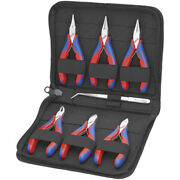 Knipex 2016 - 6pc Tool Set In Zipper Pouch