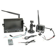 Buyers Products 8883200 Wireless Rear Observation System With Backup Camera