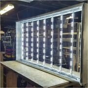 Double Sided Lightbox Sign Monument Marquee Pole Sign Signage 36and039and039 To 96and039and039