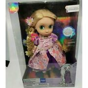 Disney Rapunzel Collection Doll Animators Limited Edition New