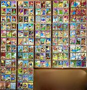 Groo Sergio Aragonandeacutes Complete Card Set - Rare - All 153 Cards In Mint Condition