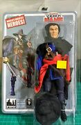 The Sword Of Solomon Kane - Ftc Figures Toy Company 8 In New / Factory Sealed