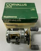 Shimano Corvalus Cvl301 Level Wind Baitcasting Fishing Reels New In Box