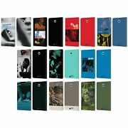 Official Blue Note Records Albums Leather Book Case For Samsung Galaxy Tablets