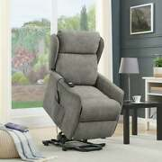 Copper Grove Wels Classic Wingback Power Recline And Lift