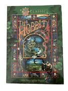 New Mint Sealed Masterpieces The Hobbit Middle Earth 1000 Piece Jigsaw Puzzle