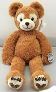 Disney Bear Cookie 2008 Beverly White Autographed 300 Limited Plush Toy With Tag