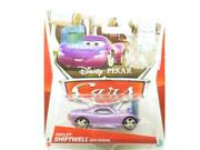 Disney Pixar Cars Diecast Holley Shiftwell With Screen 2014 1.55 Scale On Card