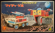 Nakamura Attack Series Mighty Gel Plastic Model Friction Unassembled Vintage