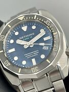 Nethuns Lava 2 Ls212 Blue Dial Automatic 600m 45mm Stainless Steel Sold Out