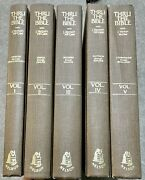 Thru The Bible With J Vernon Mcgee - All 5 Volumes - Good Condition