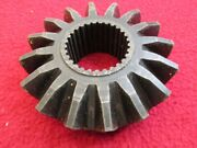 Nos 55 56 57 58 59 Chevy Gmc Truck 2nd Series Differential Side Gear Gm 3708818
