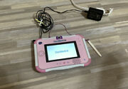 Pink Vtech Innotab 3s Tablet, Adapter, 1 Cartridge, Use This With Adapter Only