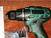 Masterforce Drill 241-0468 20v 1/2 Brushles Drill/driver Tool Only W/ Belt Clip