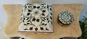 Mother Of Pearl Hand Made Decorative Jewelry Boxes