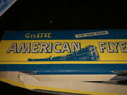 American Flyer Box Of Curve Track 702
