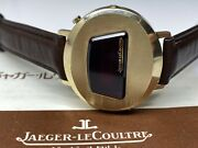 Beautiful Vintage Jaeger Lecoultre Led Swiss Made Wristwatch 🇨🇭
