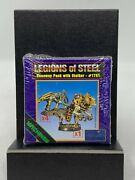 Legions Of Steel Runaway Pack With Stalker 1751 Rare Square Blister