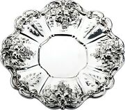 Francis I By Reed And Barton Sterling Sandwich Plate/ Small Tray 11.25