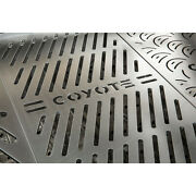 Coyote Signature Stainless Steel Laser Cut Bbq Grill Grates, Set Of 3 Open Box