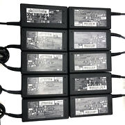 Lot Of 100 New Genuine Hp Ac/dc Power Supply Adapter Charger 19.5v 3.33a 65w Npc