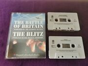 The Battle Of Britain And The Blitz Cassette Tapes Audio Books Ww2 Harper Collins