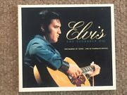 Very Rare Elvis Cd - Let Yourself Go Making Of Elvis And03968 Comeback Ex